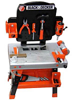 """black decker power tools division Established in 1910 by s duncan black and alonzo g decker, black & decker received the world's first patent for a portable power tool — """"the first portable electric drill with pistol grip and trigger switch"""" to be specific — in 1917 and has since become one of the most well-known power tool manufacturers in the us and."""